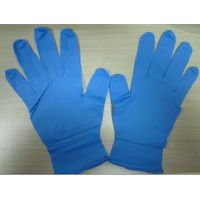 Disposable Blue Nitrile Glove