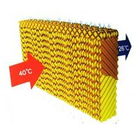 Evaporative cooling pads for air coolers thumbnail image