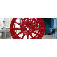 Electrostatic Powder Coating for Die Casting Metal