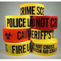 PE plastic warning tapes