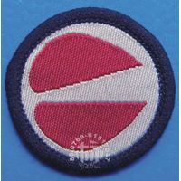 durable woven label badges for garment