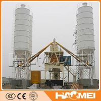 Factory supply HZS50 fully automatic control plant cement