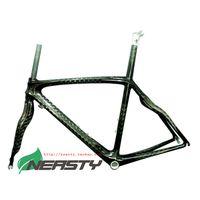 carbon fiber bicycle frame