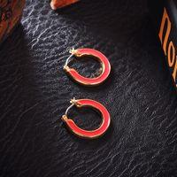 Warm Winter New Style rhinestone OEM Earrings