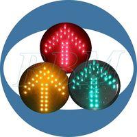 200mm arrow core traffic signal light