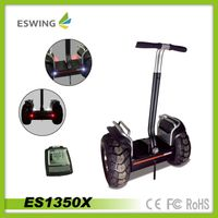 CE battery 2 wheels self balance electrical scooter with treadle thumbnail image
