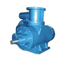 twin screw pump selp-priming rotory displacement pump 2W Series