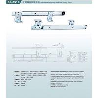 supply:SD-3510 adjustable keyboard slide track