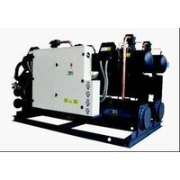 Sewage source heat pump