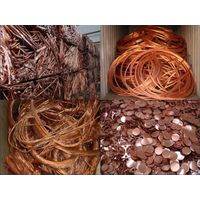 Quality Copper Cathode, 99.9% Pure Aluminium Ignots