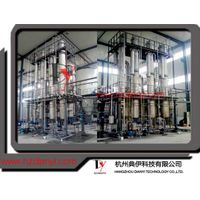 fish solution liquid falling film evaporator/external circulation evaporator/forced type evaporator