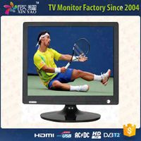 "15"" computor use lcd monitor for india middle east market"