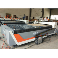High speed CNC table plasma cutting machine 1530 stepper or servo