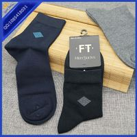 high Quality Jacquard Combed Cotton Men Socks