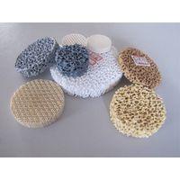 Foam ceramic filter
