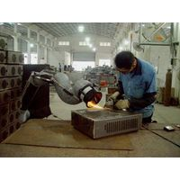 welding somke purification system for metal processing