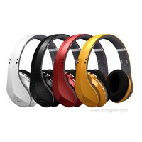 Foldable handfree noise reduction bluetooth headset with mic S500T