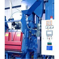 Dacromet Coating Equipment / / Tumbling Blasting Machine