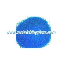 Sell Electroplating grade Copper Sulphate Pentahydrate 98% thumbnail image
