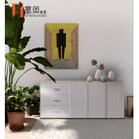 All Aluminum Living Room Cabinet Furniture Side Cabinet thumbnail image