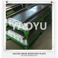 abrasion resistant composite steel plate