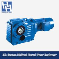 KA Series Helical Bevel Gear Reducer