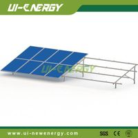 solar panel C steel mounting bracket for solar mounting system