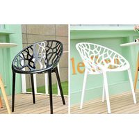 Vegetal Plant transparent chair
