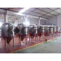 500L beer fermentation tank thumbnail image
