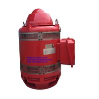 VHS Series Vertical Hollow Shaft three-phase asynchronous induction motor