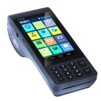 Touch screen android pos TPS390