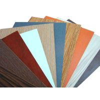 UV Vanish Coated Wood Pattern Hot Stamping Foil for MDF