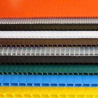 1830x1220mm 2mm 3mm 5mm pp fluted sheet