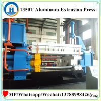 press machine for aluminum profile