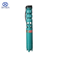 Factory Supply Vertical Multistage Electric Borehole Deep Well Submersible Pump thumbnail image
