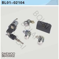 USE FOR Daewoo KEY SET/IGNITION SWITCH 96459902