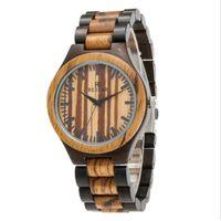 Fashion New Arrival Waterproof Wooden Quartz Watch