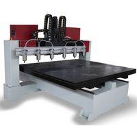 Movable Working Table CNC Router