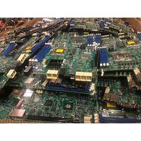 Scrap computer/server boards