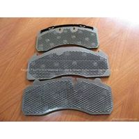 Back Plate with Wire Mesh for Brake Pad