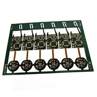 6-layer rigid flex PCB