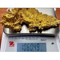 gold nugget/gold raw