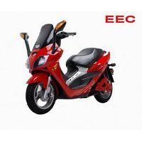 EEC electric motorcycle