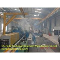Aluminum Rod Continuous Casting and Rolling Line (SH1600/9.5(12,15)-255/14(12,10))