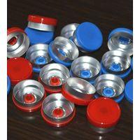 8011 aluminum foil cap manufacturer for pilfer proof cap pharmaceutical caps bottle cap