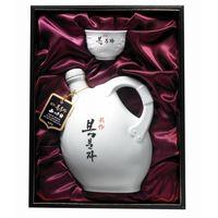 Korean Alcoholic Beverage 'Myungjak Bokbunja Gift Set'