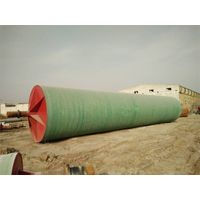 FRP pipe mold