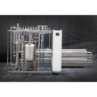 Stainless steel UHT sterilizer