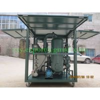 50LPM Intelligent Three-Stage Transformer Oil Purifier/ Oil Purification Plant/ Oil Filtration Unit