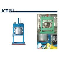 JCT Extrusion machine for high viscosity materials